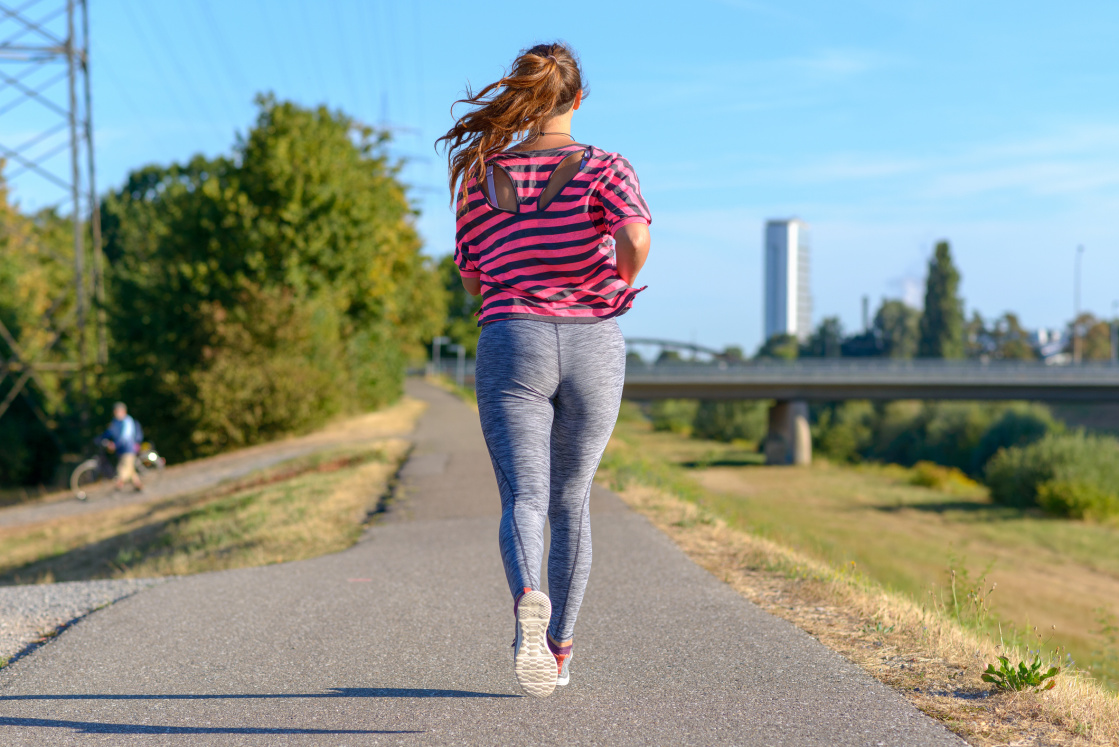 Weight-loss surgery allows for more exercise